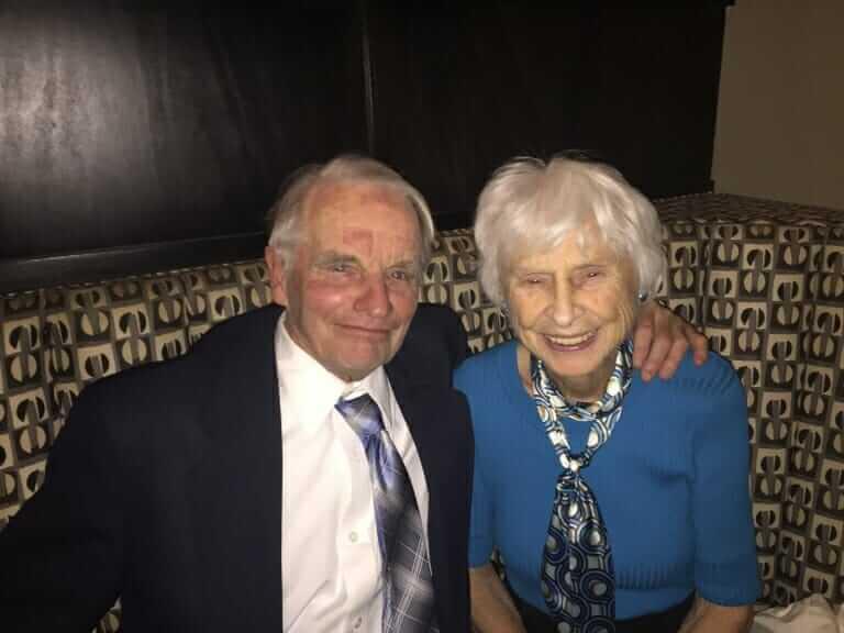 Jim and Eunice Hecker