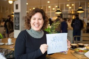 Writers Institute 2018 Jennie Nash paths to publication