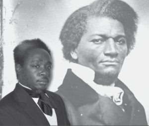 Steven Jones will portray abolitionist Frederick Douglass at Night of the Living Humanities.