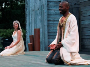 Shakespearience Weekend includes a performance of 'Othello' by 'the finest classical repertory company in the U.S.' Above: American Players Theatre.