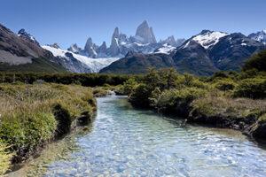 Educational travel to Patagonia.