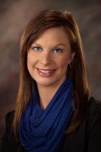 Headshot of Michelle Pranghofer smiling