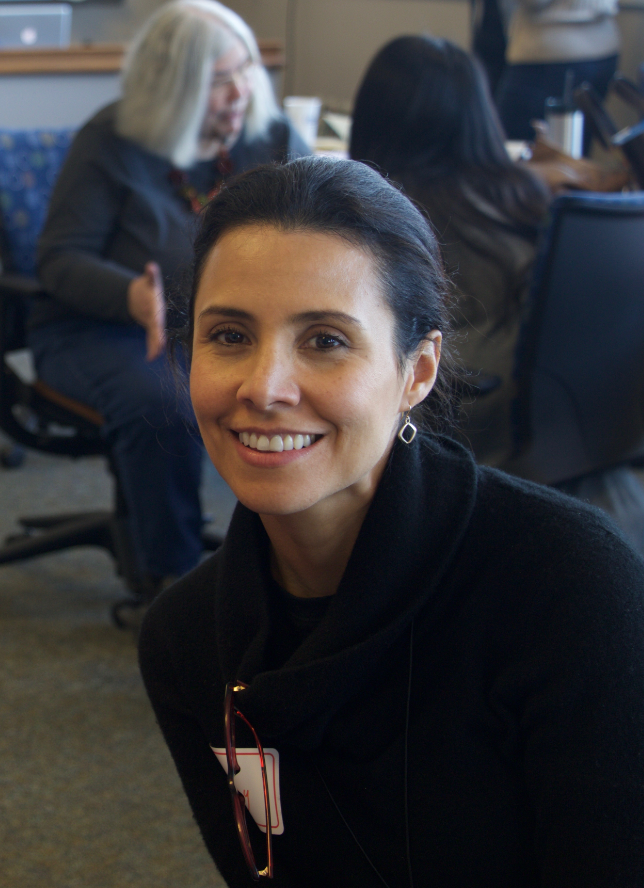 Rivera loved her instructors in the Professional Life Coaching Certificate program: 'You can see the passion they have for coaching. That's what I liked the most.'