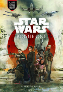 'Star Wars: Rogue One' book cover