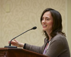 Instructor Angela Rydell has helped her online students find a path to publishing.