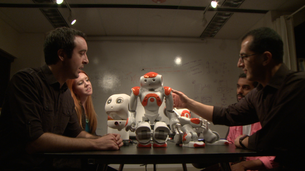 Science Narratives offers a peek behind the scenes at UW-Madison's robotics research.