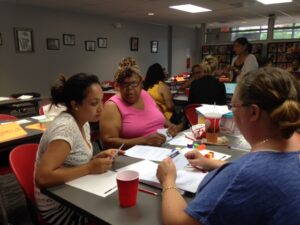 The course filled a need for special education teacher's aides within the Madison school district.