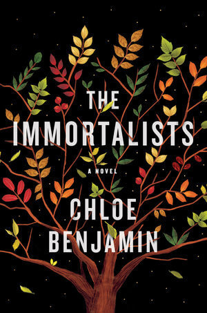 Book Cover Image: The Immortalists