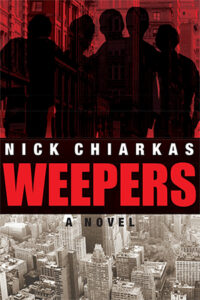 Chiarkas started writing 'Weepers' while serving as the director of the Wisconsin State Public Defender Agency.