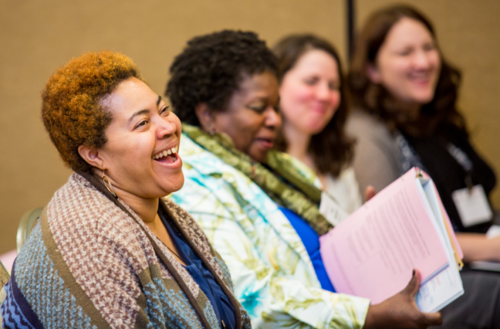 Community members learn how to polish and publish their work at the UW Writers' Institute.